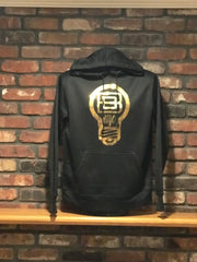 BBNYC Aluminum Collection GOLD Hoodie