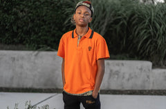 BBNYC DT3 - Polo Shirts - Orange