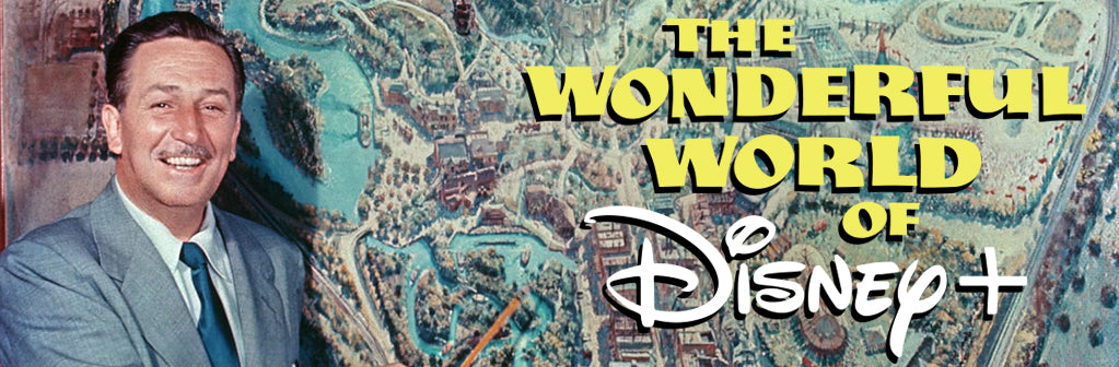 The Wonderful World of Disney on Disney Plus