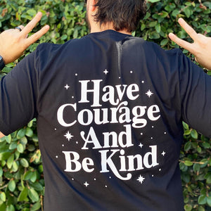 Have courage and be kind cinderella disney quote