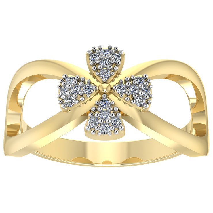 Clover Fashion Ring