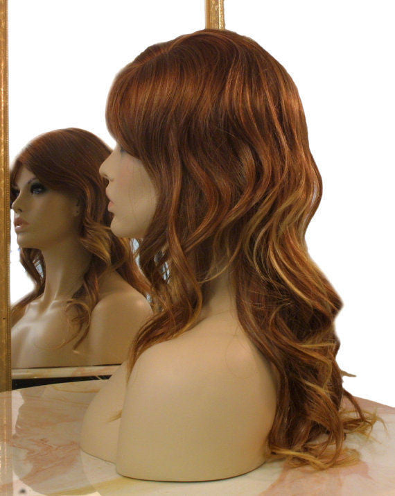 Forever Young Picture Perfect Wig Color 30130146 Strawberry