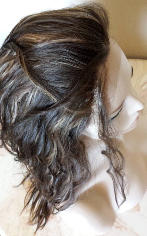 Forever Young Urban Gypsy Lace Front Wig Golden Brown Highlights
