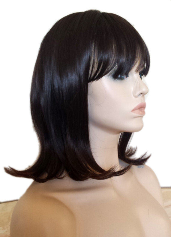 Forever Young Classic Page Heat Safe Wig Color Peeping
