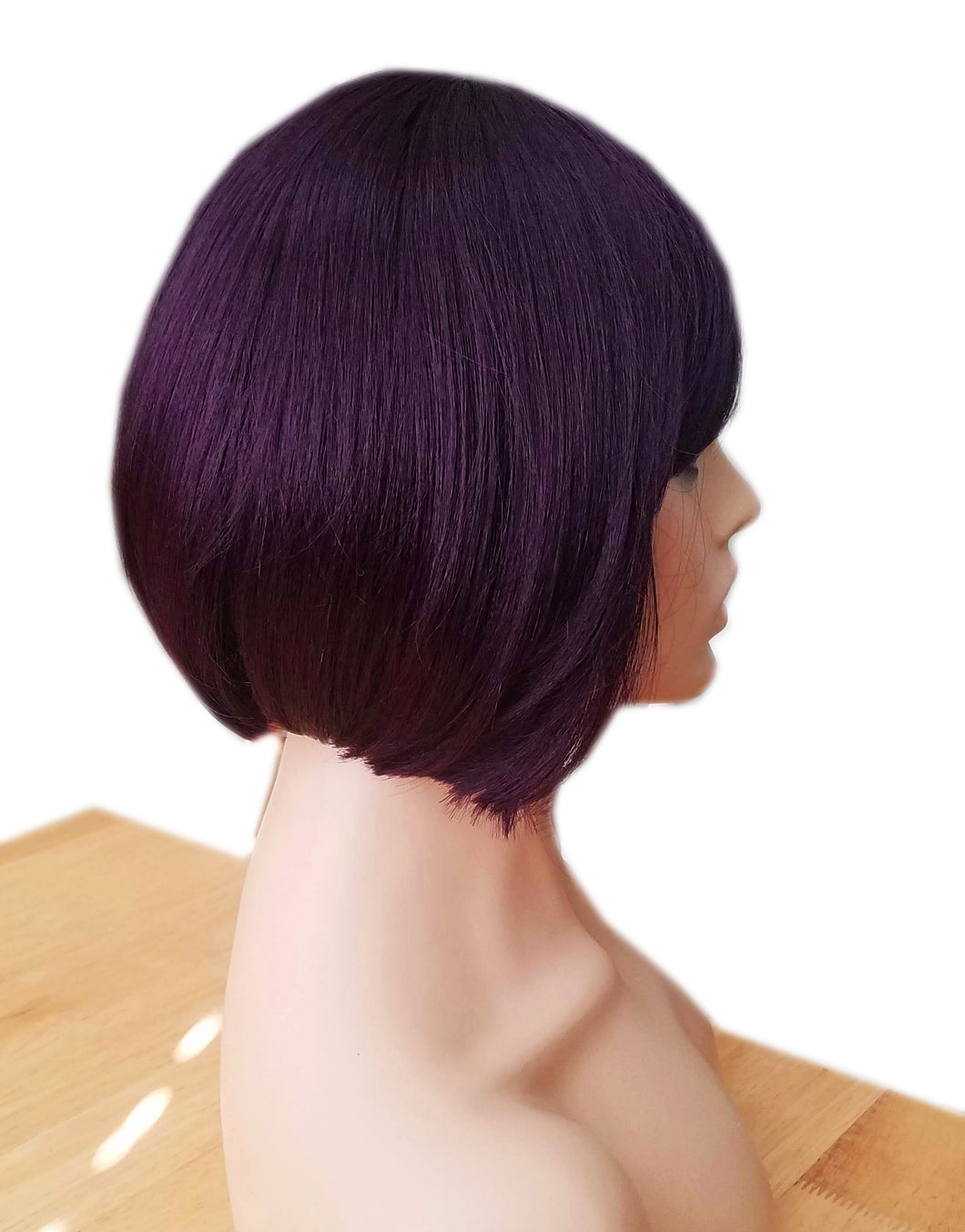 Forever Young Glitz Wig Color Blackberry Black W Purple Natural