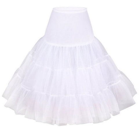 Petticoat Crinoline 417 by Bellasous - Malco Modes / BellaSous Brands