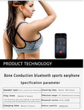 Dudes Bone Conduction™ Hi-Tech Headphones - Wireless Bluetooth