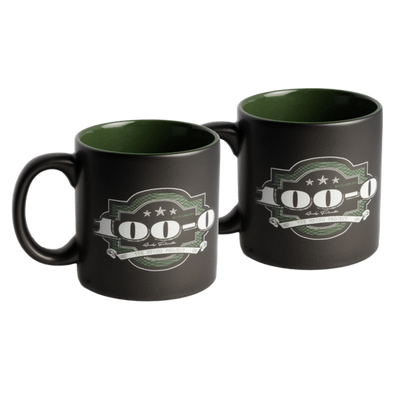 100-0 Coffee Mug Set