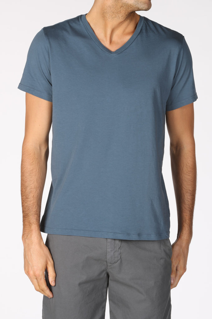 Save Khaki United Supima V Neck Tee