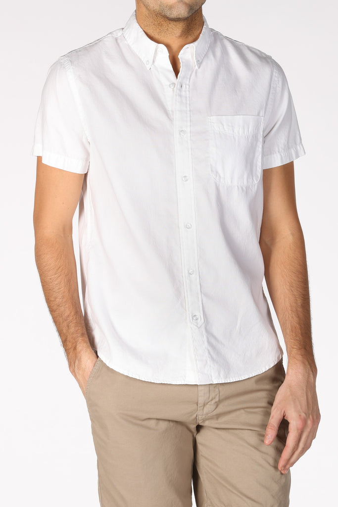 Save Khaki United Oxford Button Down