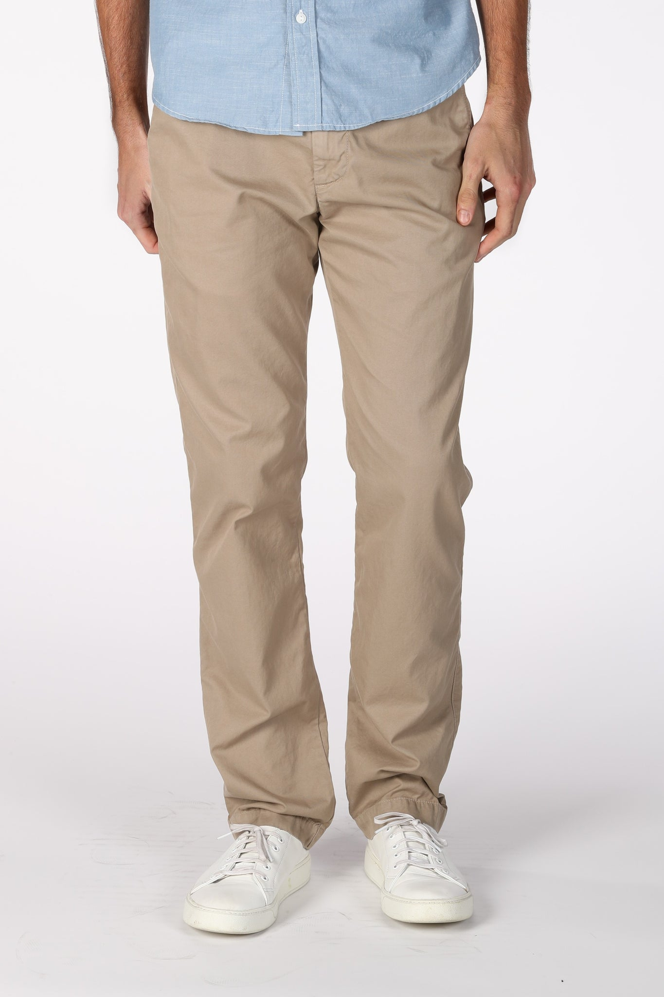 Save Khaki United Light Twill Trouser - Khaki
