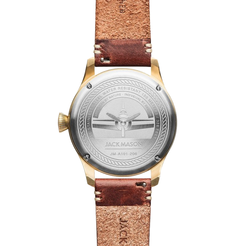 Jack Mason Aviator 42mm