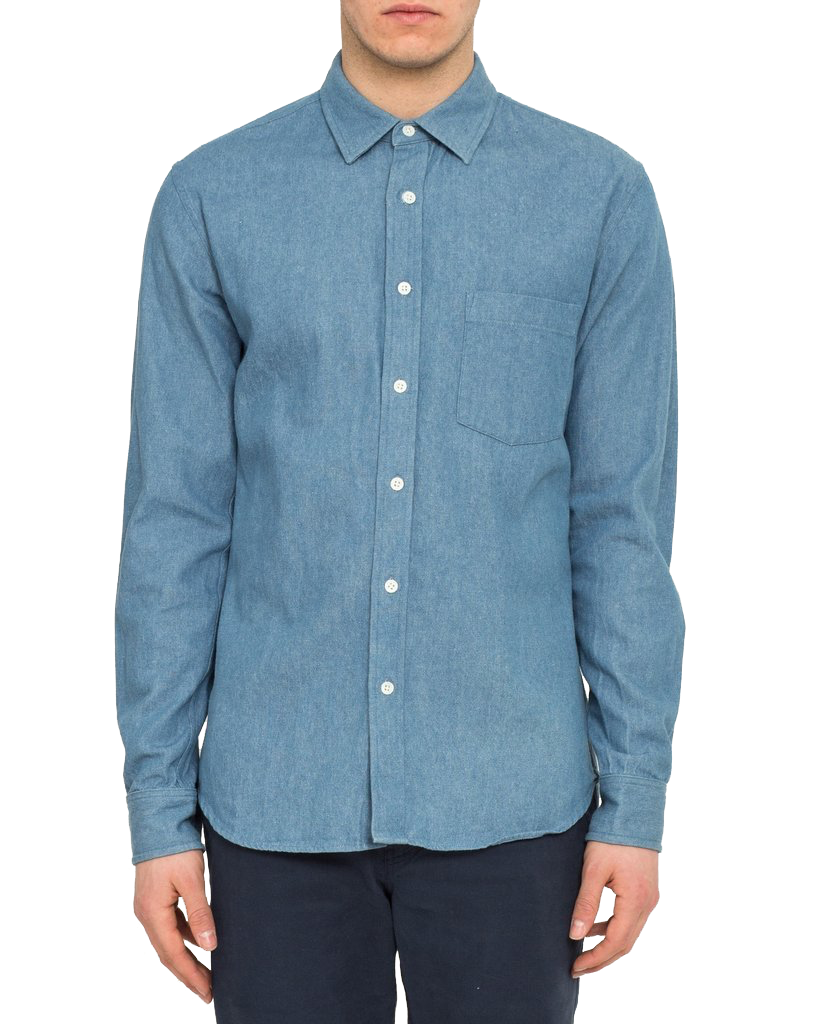 Corridor Spring Perfect Denim Shirt