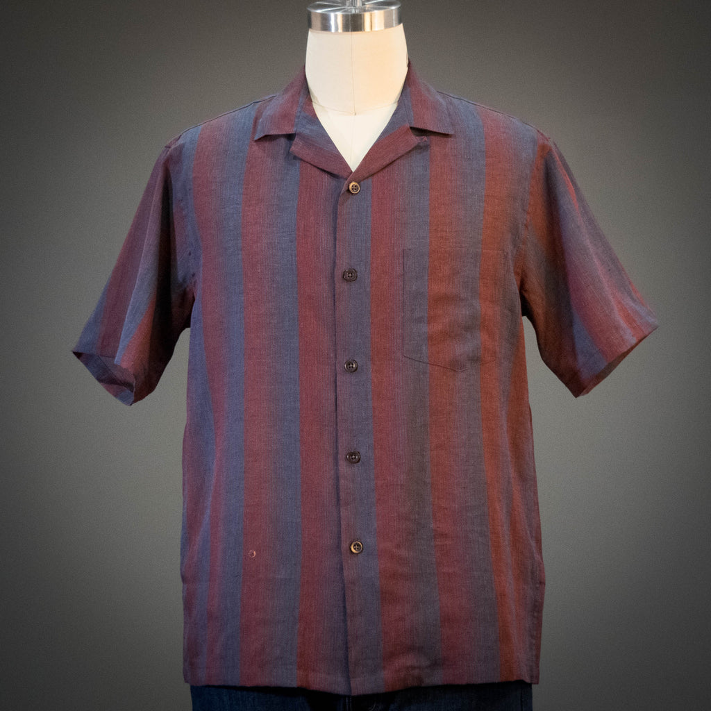 Portuguese Flannel Ithka Camp Shirt