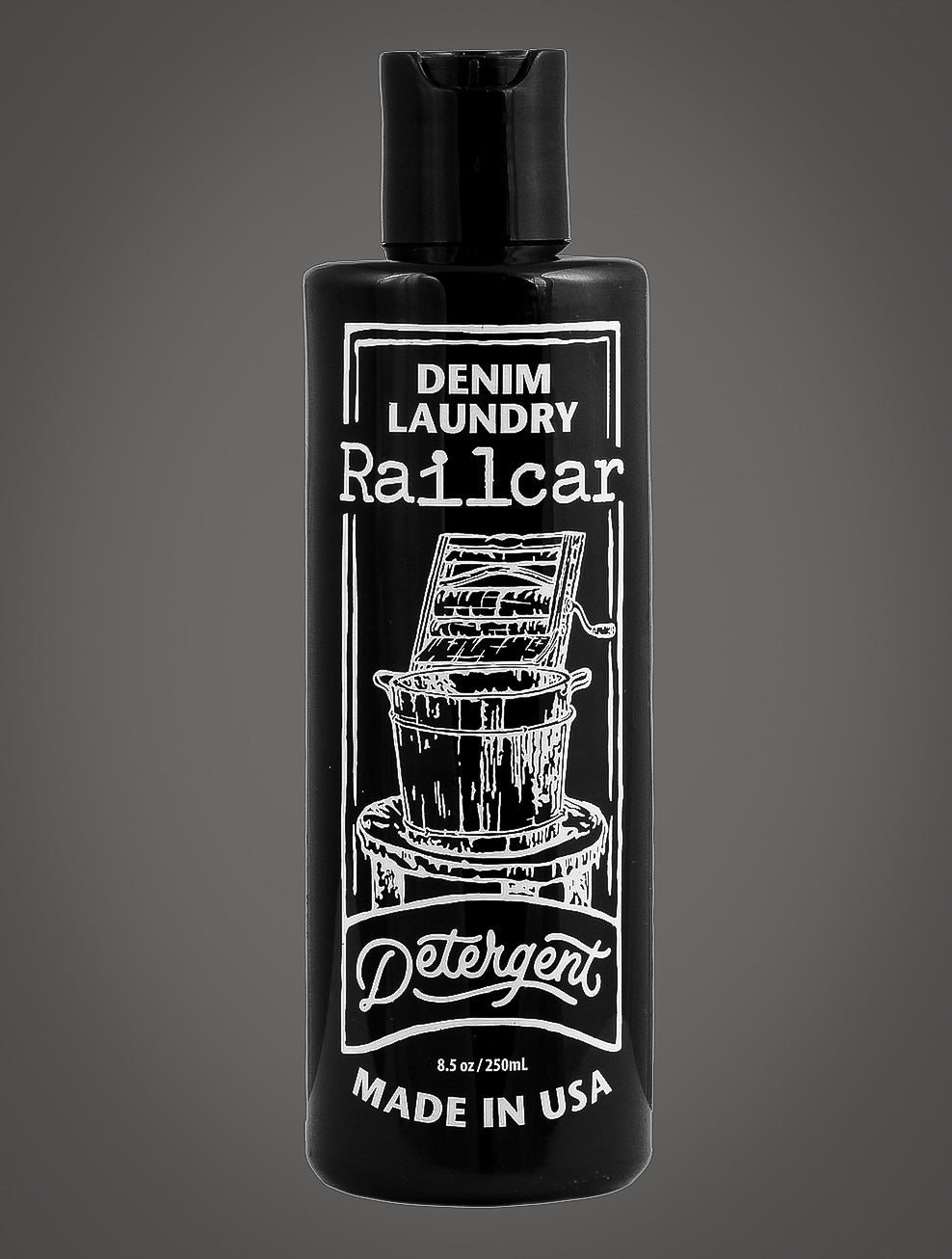 Railcar Fine Goods Denim Laundry Detergent