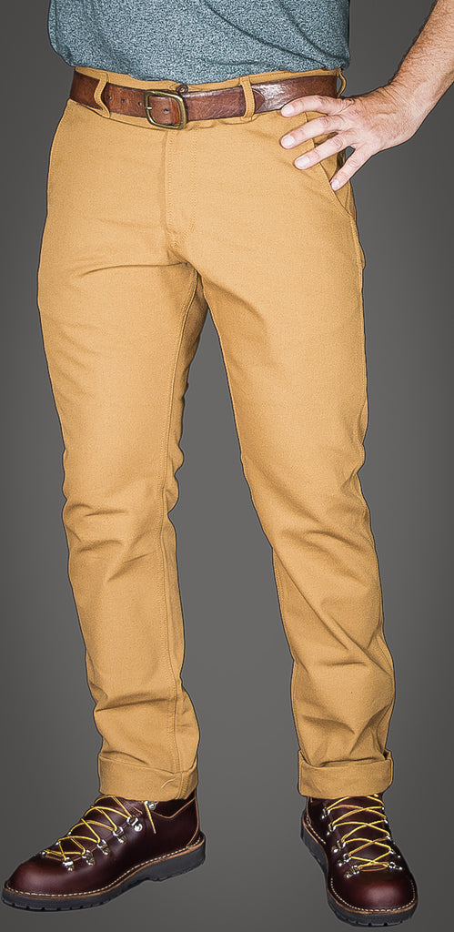 Railcar Fine Goods Flight Trousers