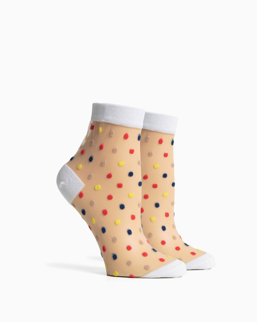 Richer Poorer Women's Confetti Socks