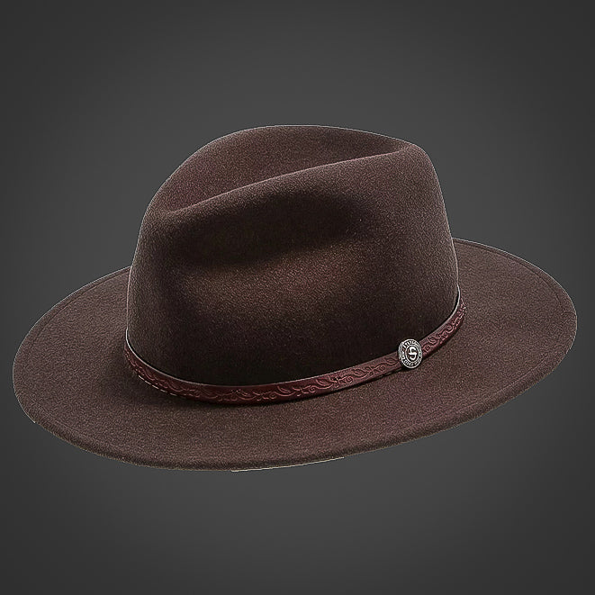0fbf9fc0e Stetson Cromwell Crushable Outdoor Hat