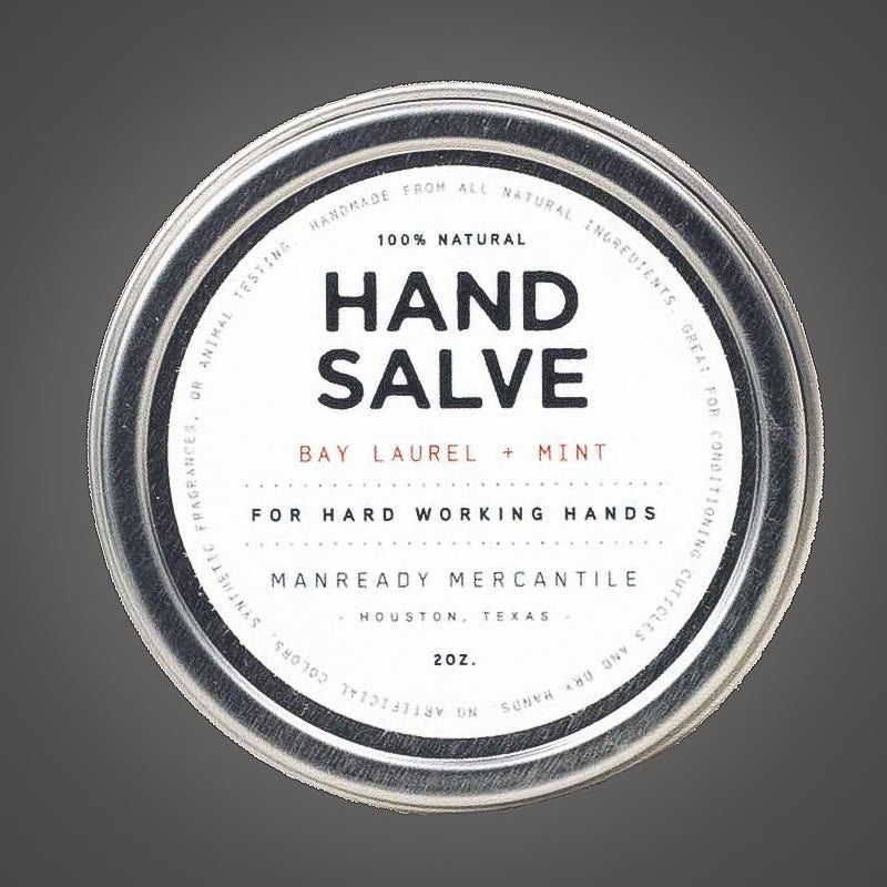 Manready Mercantile Hand Salve