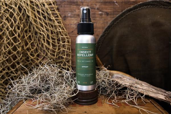 Manready Mercantile Natural Insect Repellent