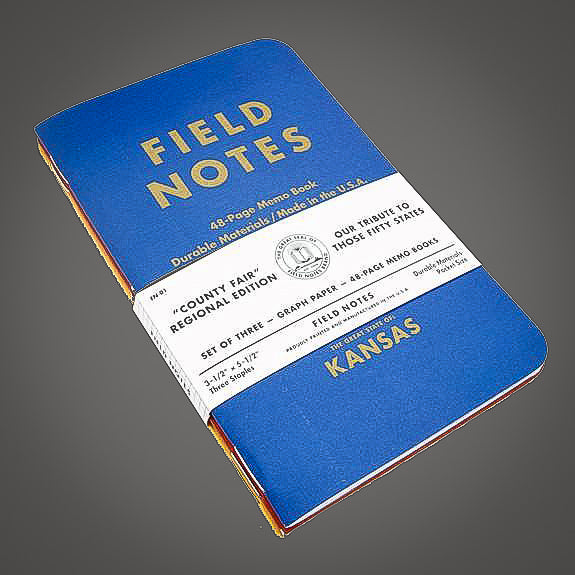 Field Notes County Fair Memo Book