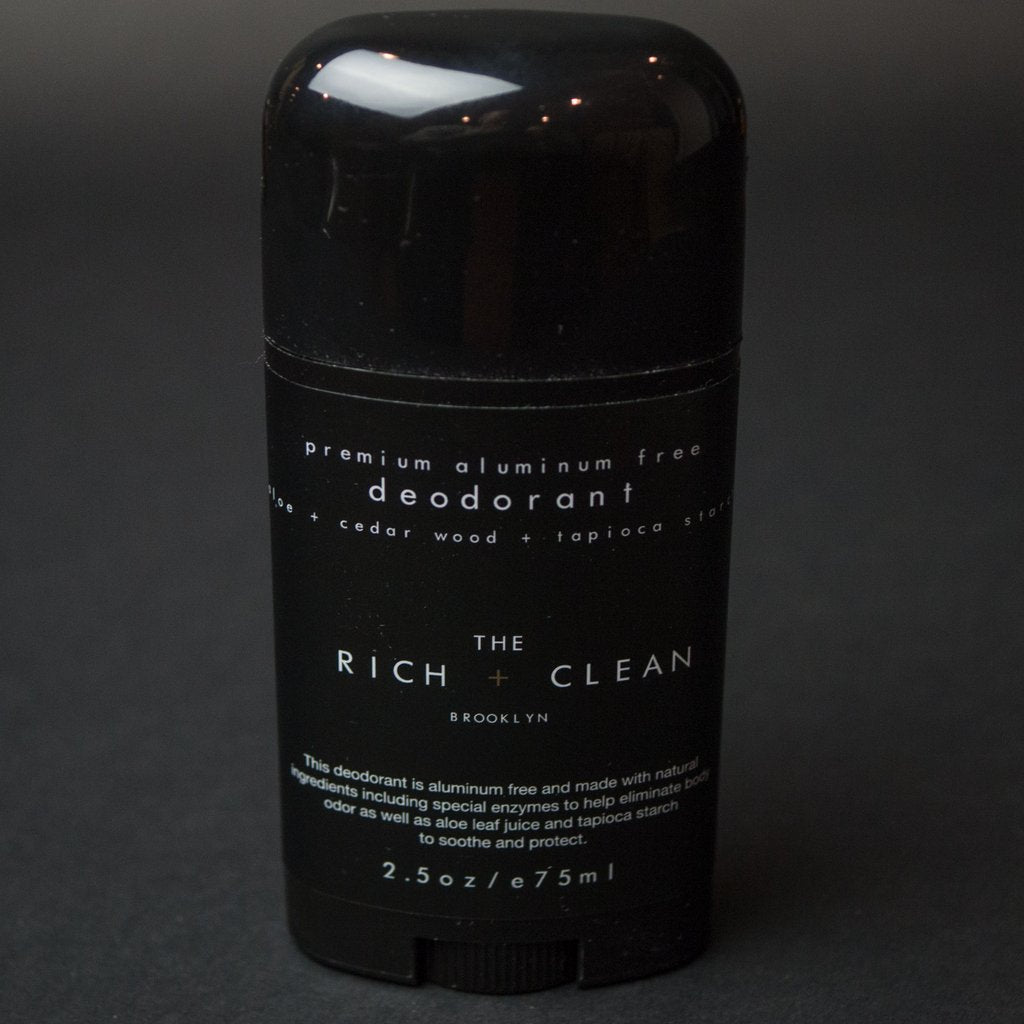 Rich and Clean Premium Aluminum Free Deodorant
