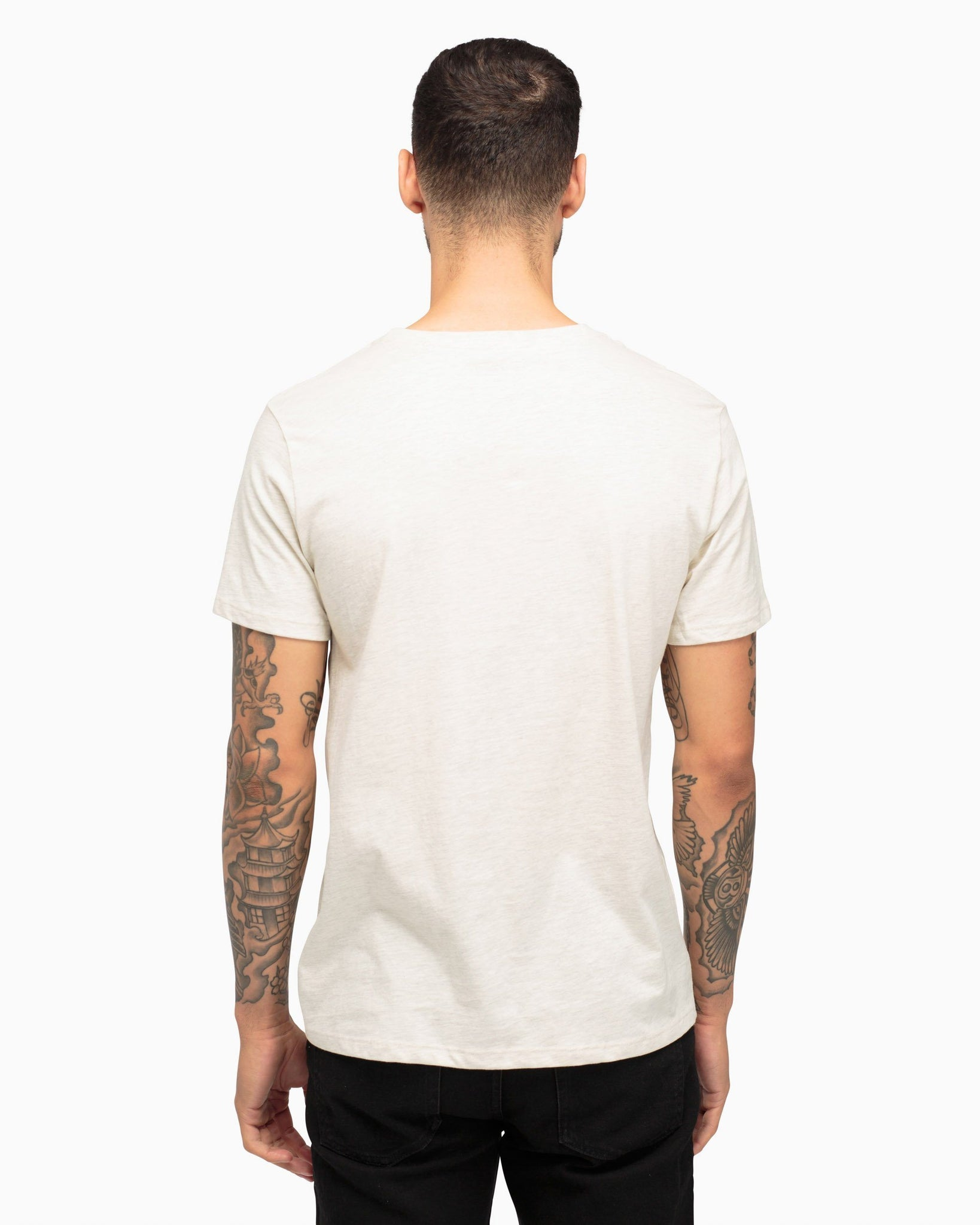Richer Poorer Men's Crew Pocket Tee