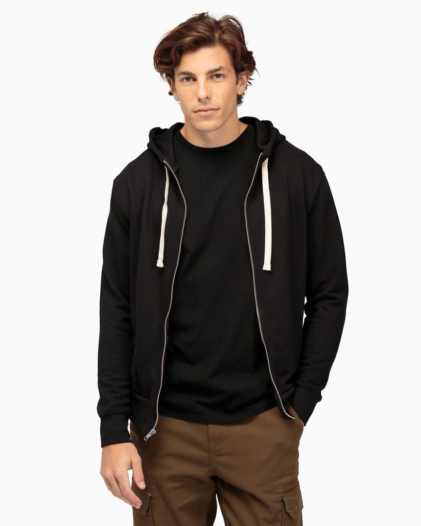 Richer Poorer Men's Zip Hoodie