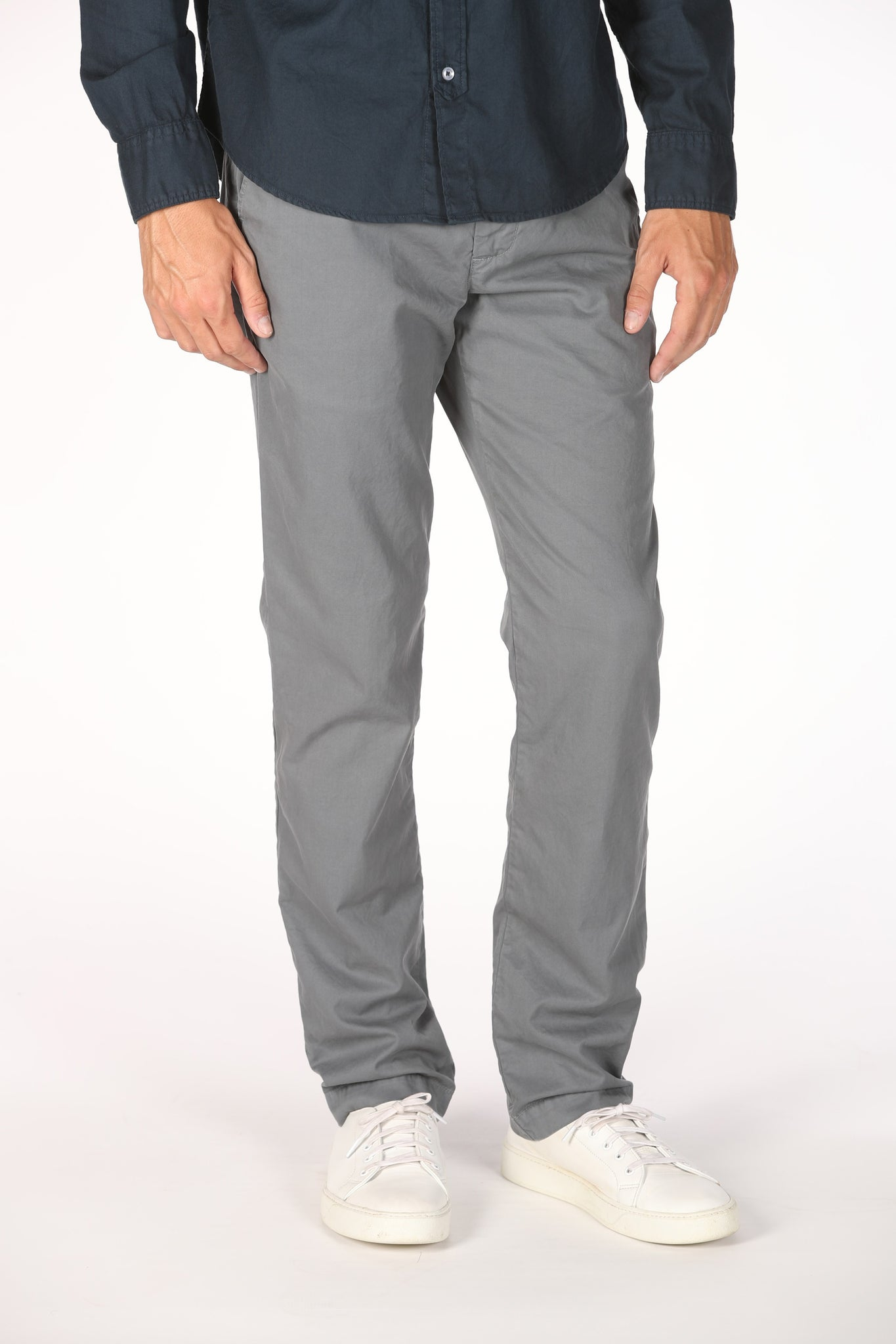 Save Khaki United Light Twill Trouser - New Metal
