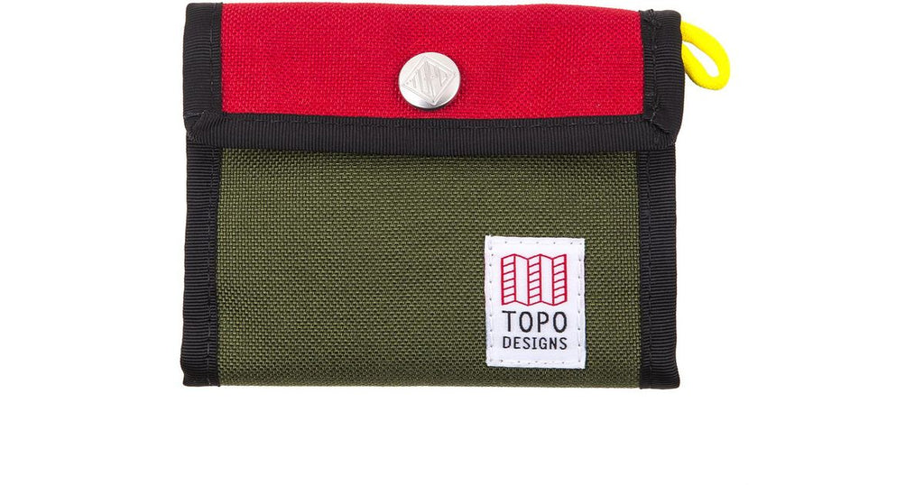 Topo Designs Snap Wallet
