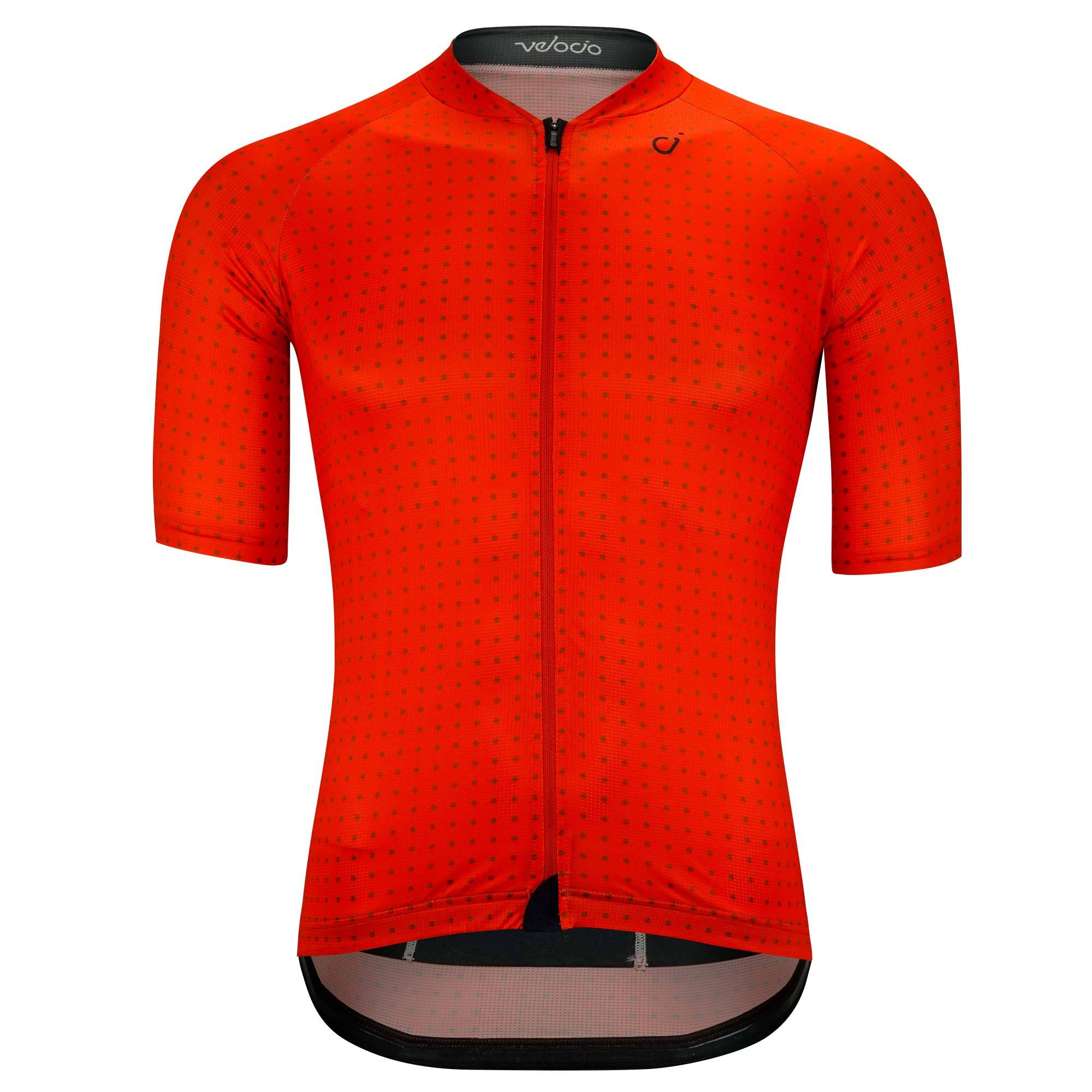 Velocio Men's Grid Dot Ultralight Jersey