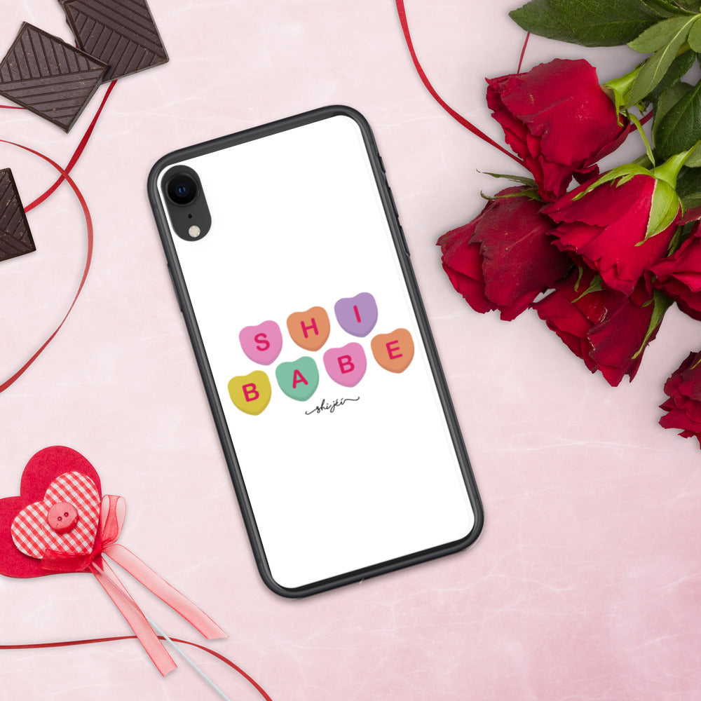 Shi Babe iPhone Case