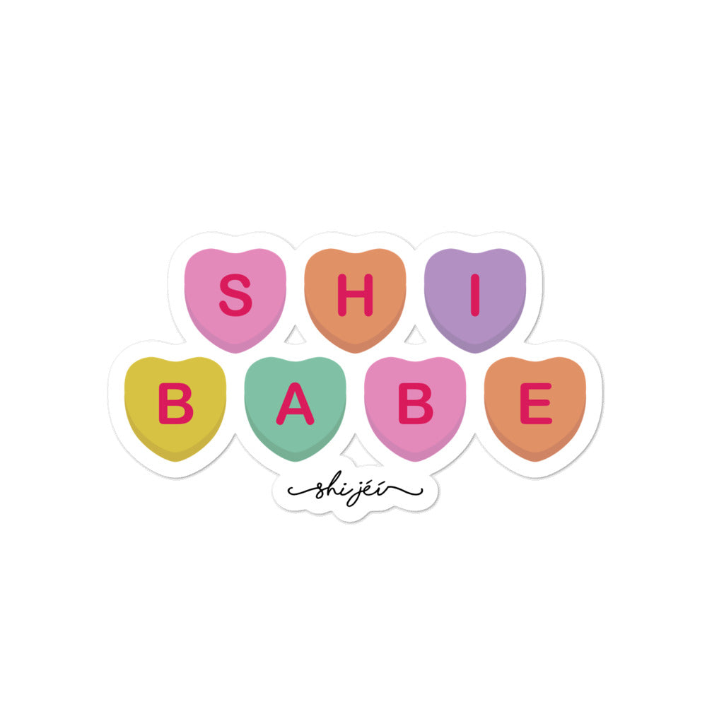 Shi Babe Stickers