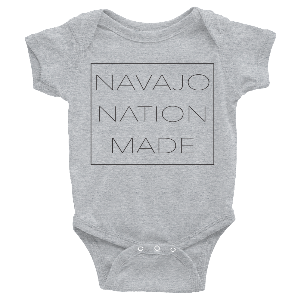 Infant Navajo Nation Made Bodysuit