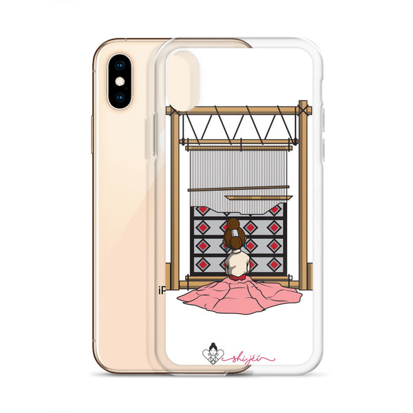 Navajo Weaver Iphone Case