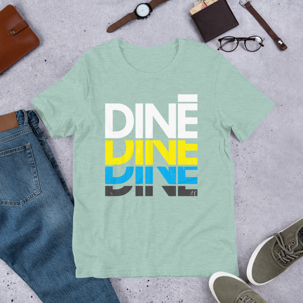Colorful Diné Tee