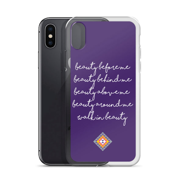 Beauty Way iPhone Case