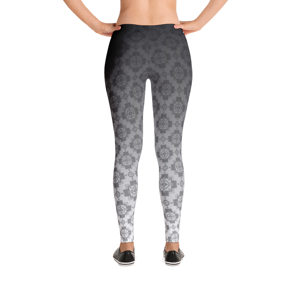 Grey Pendleton Leggings