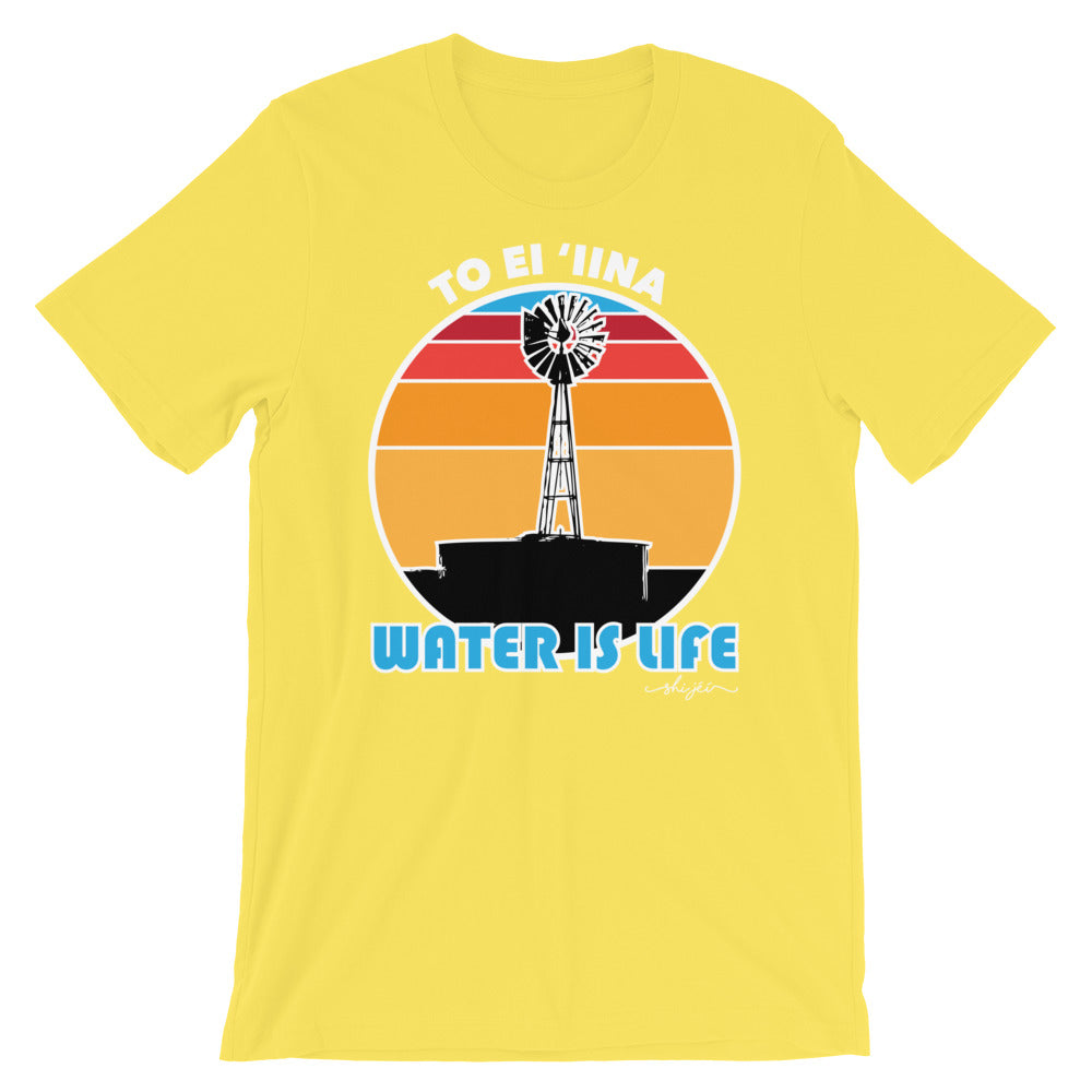 Water Is Life Tee