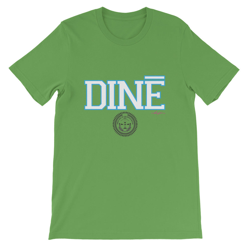 Diné with Navajo Nation Seal Tee