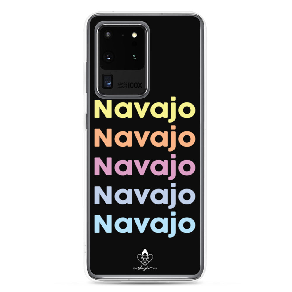 Colorful Navajo Samsung Case