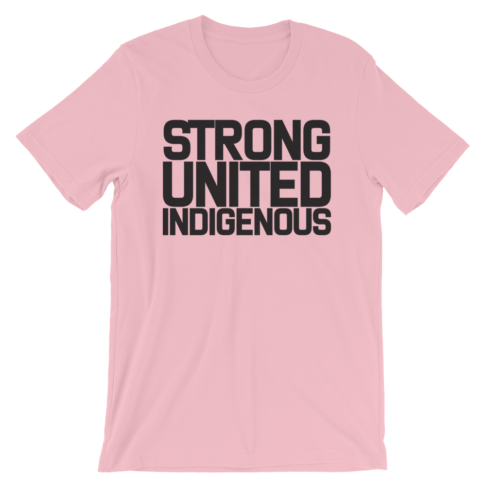 Strong United Indigenous Short-Sleeve T-Shirt