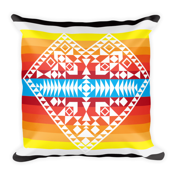 Pendleton Heart Square Pillow