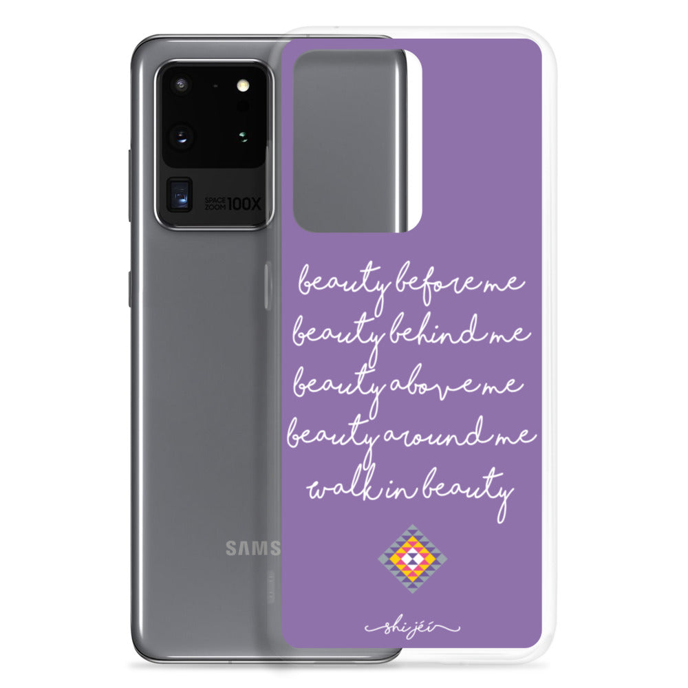 Beauty Way Samsung Case