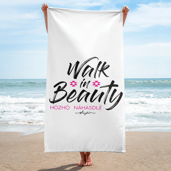 Walk In Beauty Towel