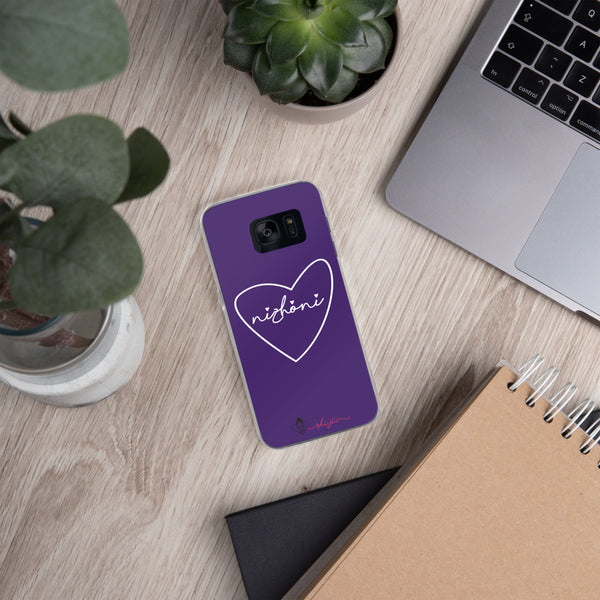 Nizhoni Purple Samsung Case