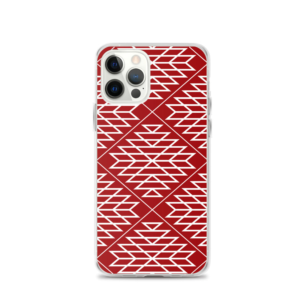Red Diamond iPhone Case