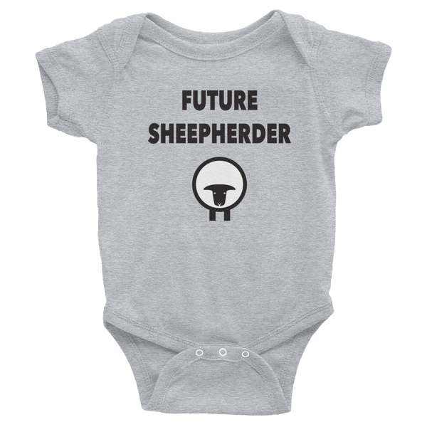 Infant Sheepherder Bodysuit