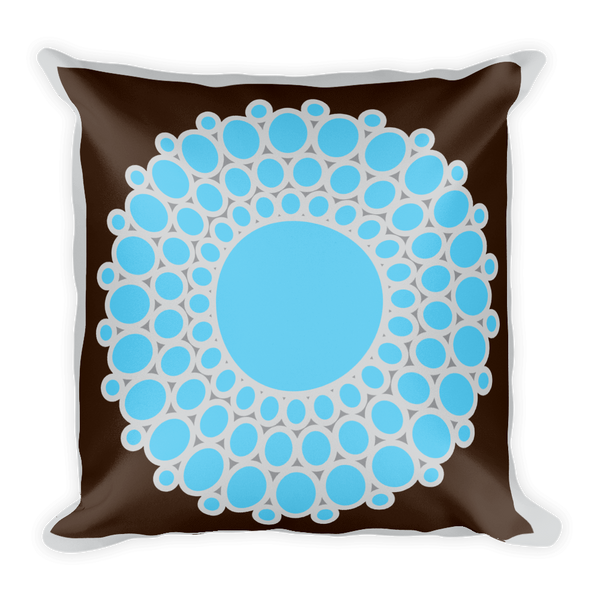 Jewelry Square Pillow