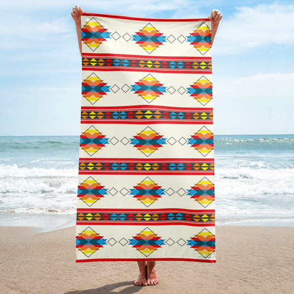Sun Burst Towel